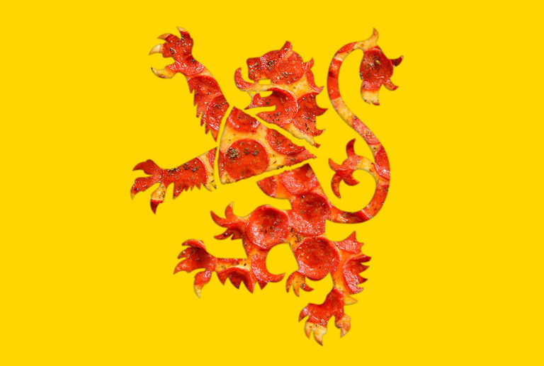 Lion Rampant Pizza